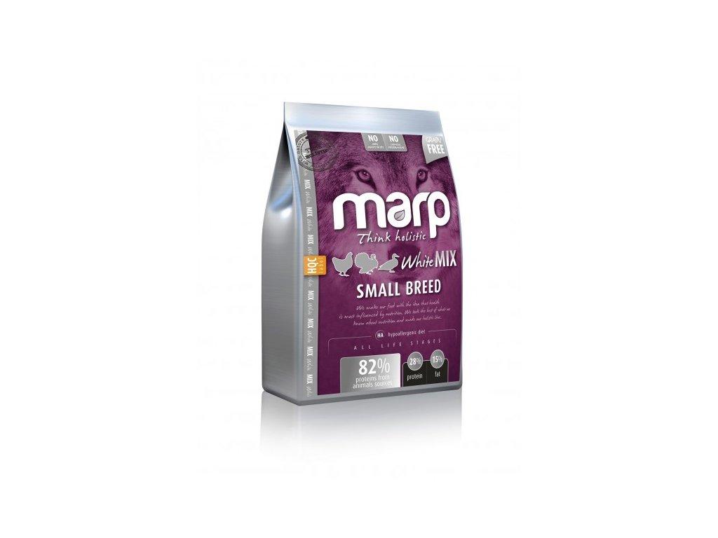 Marp Holistic White Mix SB pro malá plemena bez obilovin 2kg