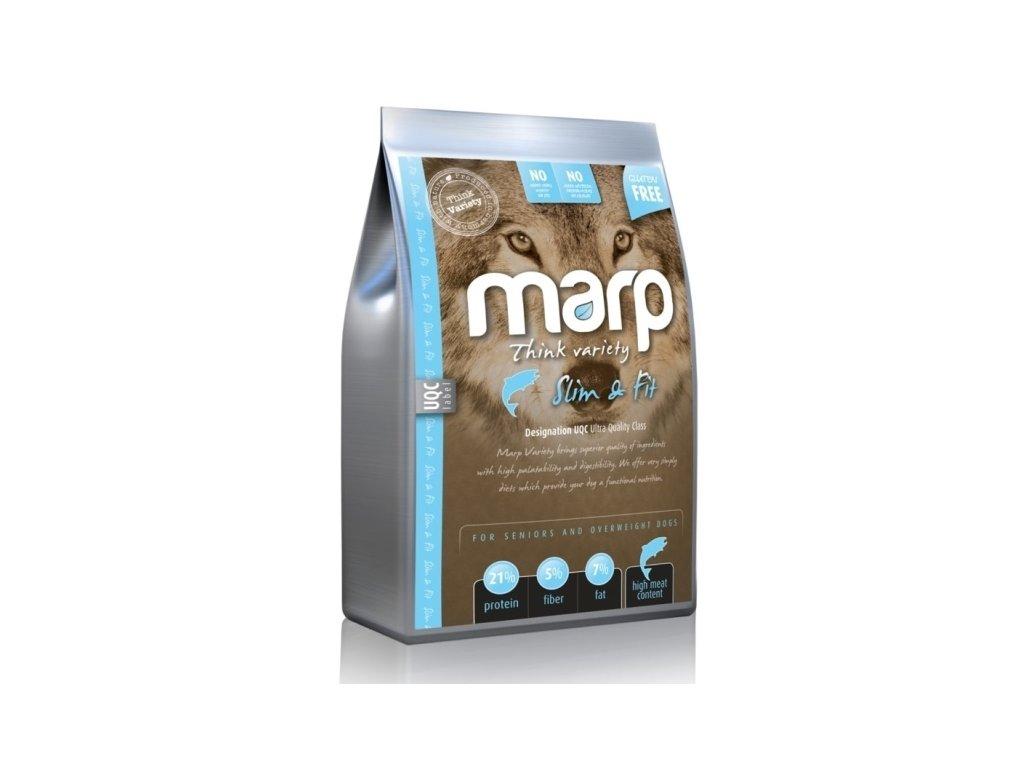 Marp Variety Slim and Fit s bílou rybou