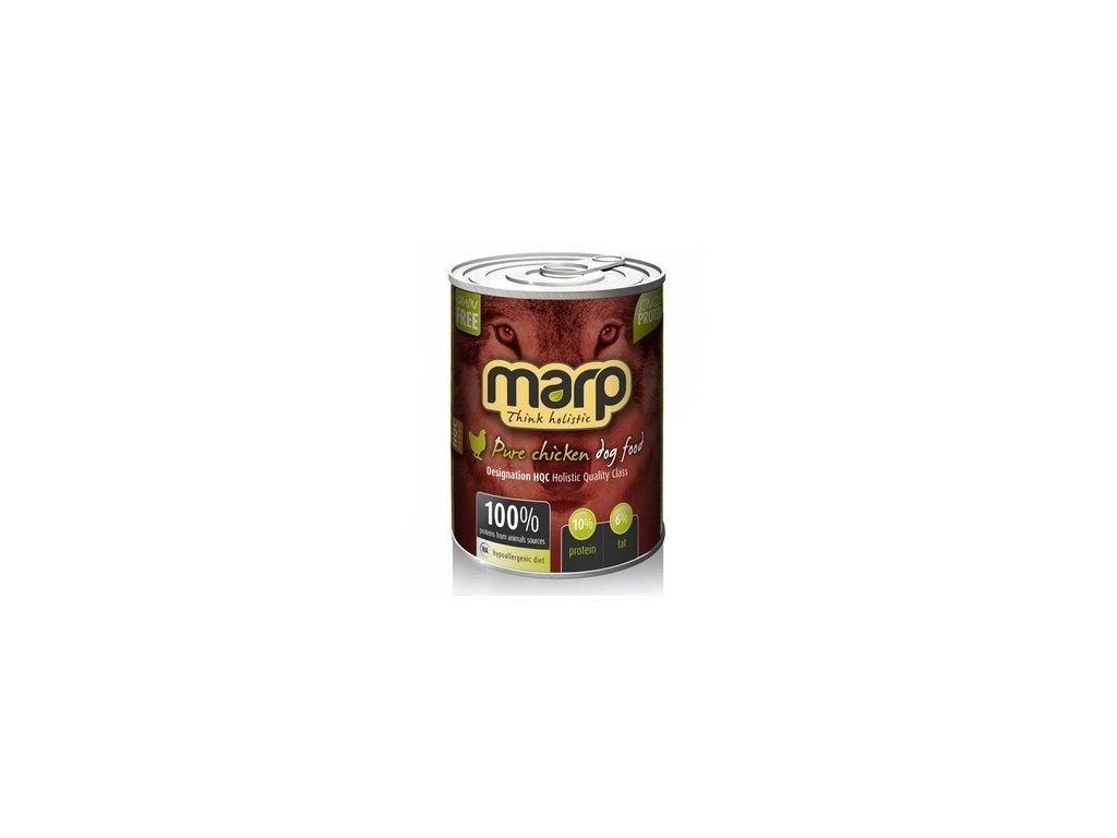 Marp Holistic Dog konzerva Pure Chicken 400 g