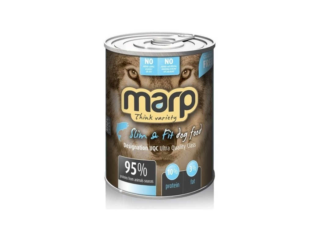 Marp Variety Dog konzerva Slim & Fit 400 g