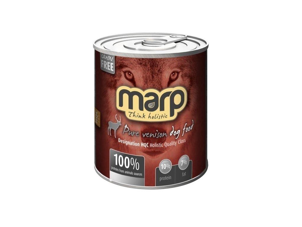 Marp Venison konzerva pro psy se zvěřinou 800g