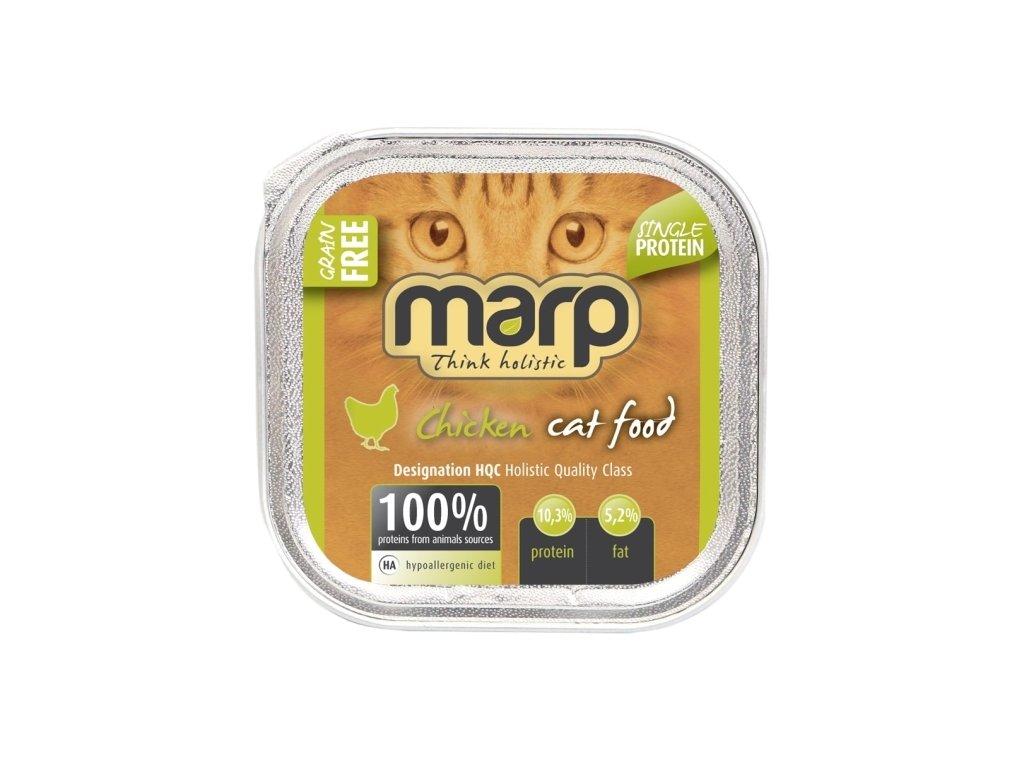 Marp Beef vanička pro kočky s kuřecím 100g