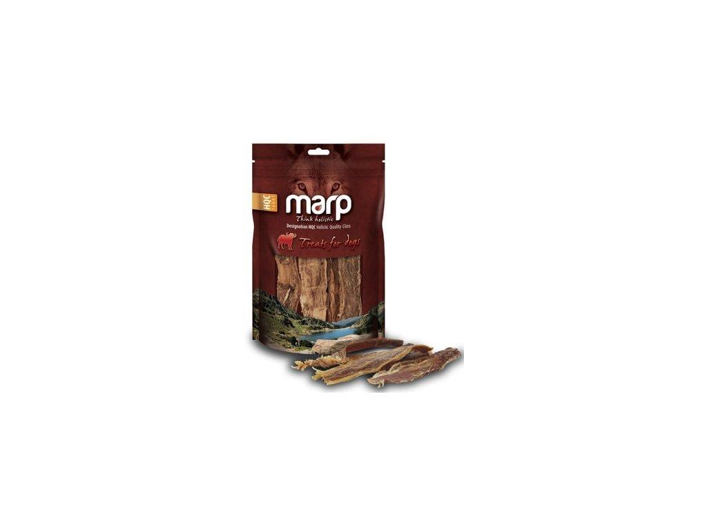 Marp Treats Buffalo Jerky - sušený jícen 100g