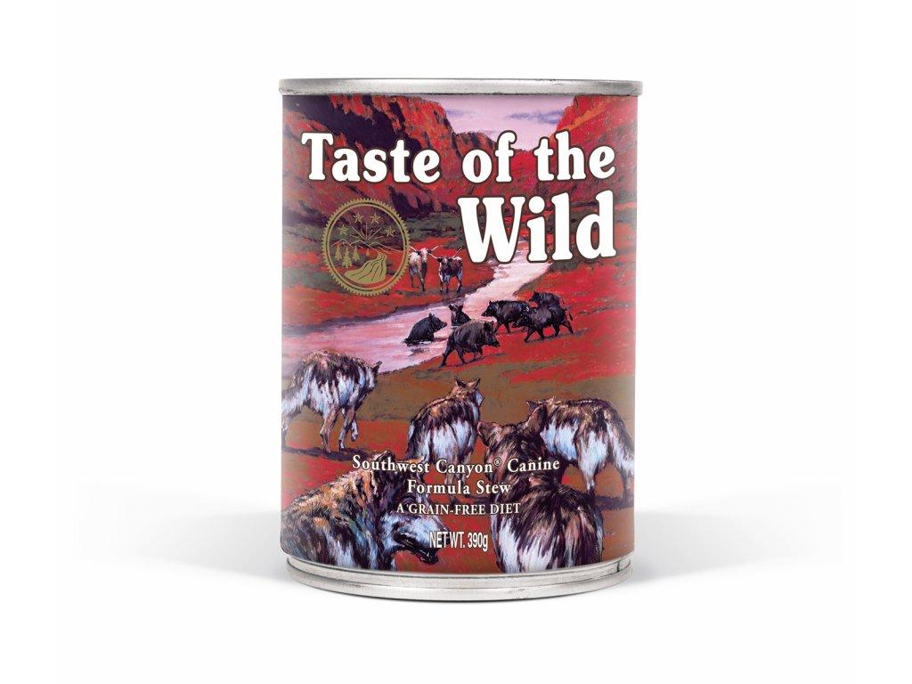 Konzerva pro psy Taste of The Wilde Southwest Canyon Canine
