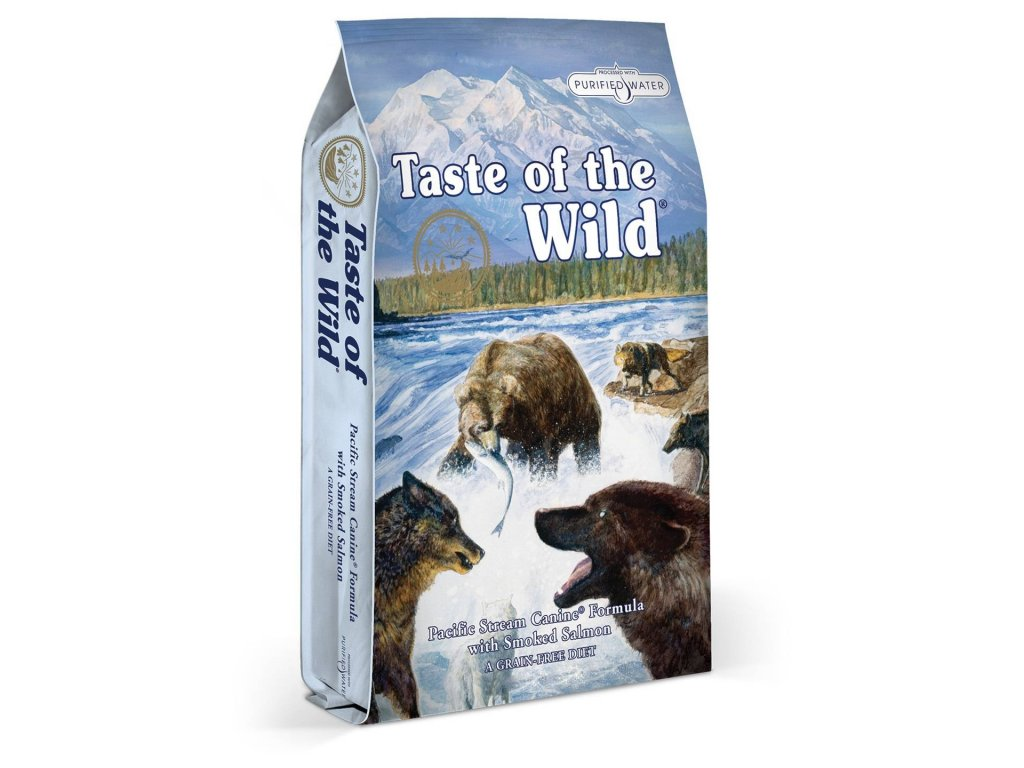 krmivo Taste of The Wild Pacific Stream Canine