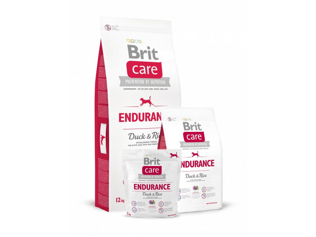 granule Brit Care Endurance