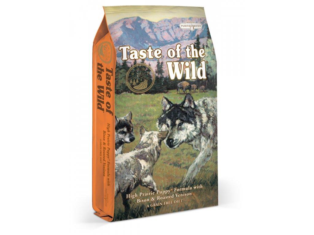 krmivo Taste of The Wild Prairie Puppy