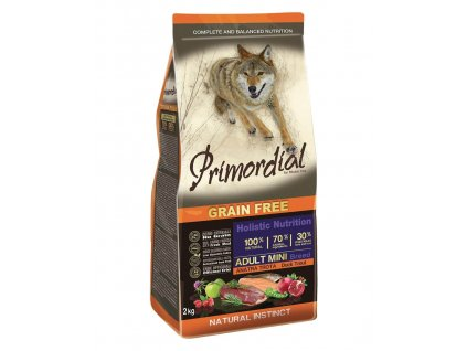 Primordial adult MINI Trout duck 2 kg