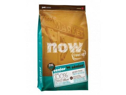 Krmivo Now Fresh Grain-Free Large breed Senior