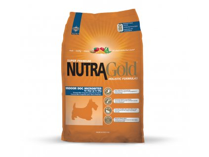 nutragold adult dog microbites small breed