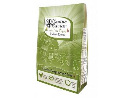granule Canine Caviar Grain Free Puppy chicken | chlupik.cz