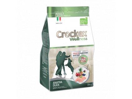 Crockex Adult kachna s rýži
