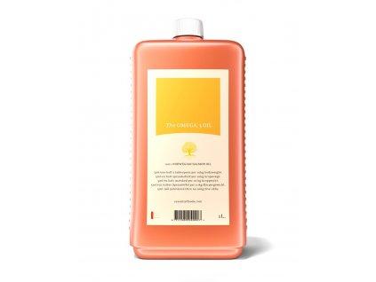 Lososový olej ESSENTIAL FOODS 1 litr