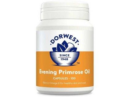 DORWEST Pupálkový olej 100 kapslí