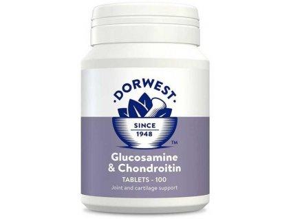 9665 1 dorwest glukosamin a chondroitin 100 tbl