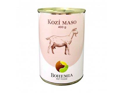bpf konzerva koza 400g
