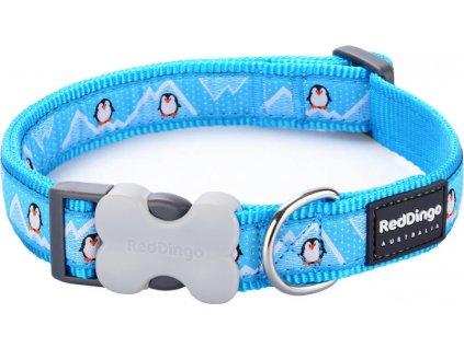 215373 1 obojek rd 12 mm x 20 32 cm penguin turquoise