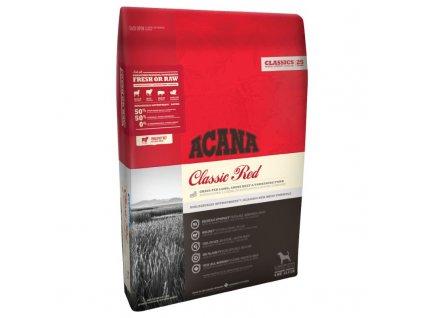 krmivo granule Acana Classic Red
