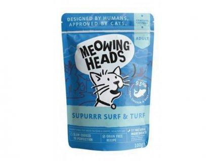 meowing heads kapsicka ryba