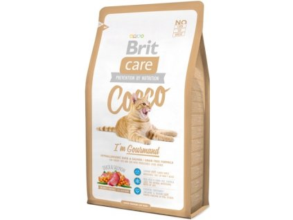 Brit Care Cat Cocco I´m Gourmed