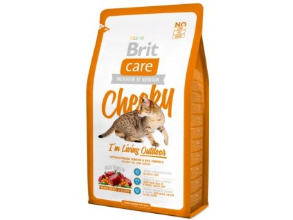 Brit Care Cat Cheeky I´m Living Outdoor
