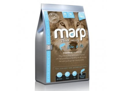 Marp Variety Slim and Fit s bílou rybou