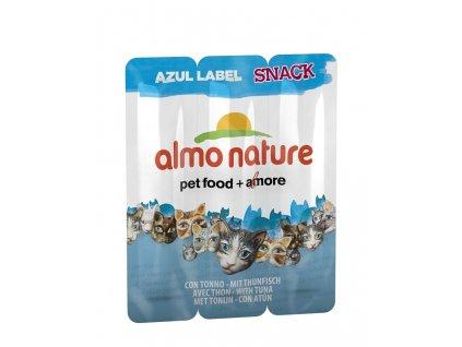 Almo Nature Snack s tuňákem pro kočky