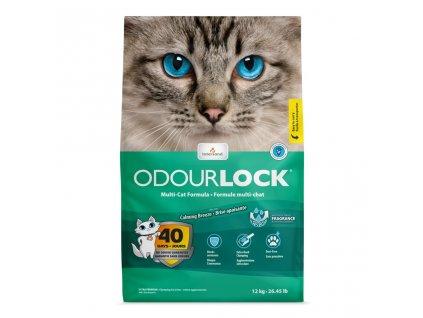 Intersand kočkolit Odour Lock - svěží vůně 6 kg