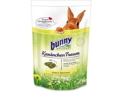 Bunny Nature krmivo pro králíky - basic