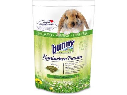 Bunny Nature krmivo pro králíky - herbs