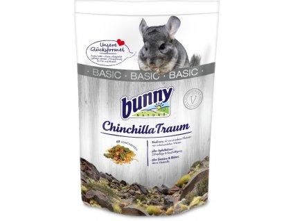 Bunny Nature krmivo pro činčily - basic