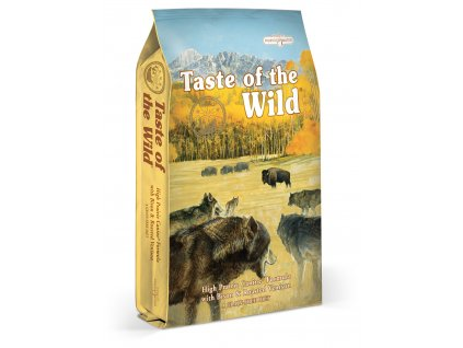 krmivo Taste of The Wild High Prairie Canine