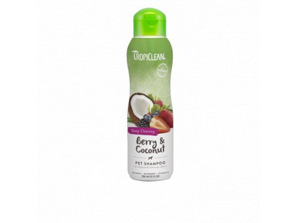 Šampon Tropiclean Deep Cleaning čistící 355ml