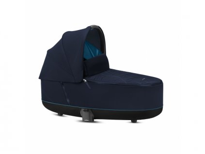 Cybex Priam Lux Carry Cot Nautical Blue 2021