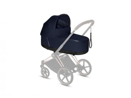 Cybex Priam Lux Carry Cot Midnight Blue PLUS 2021