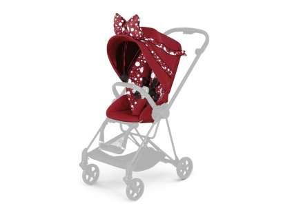 382019 cybex by jeremy scott mios seat pack petticoat red 2021