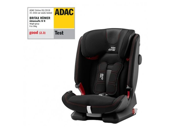advansafix iv r air black
