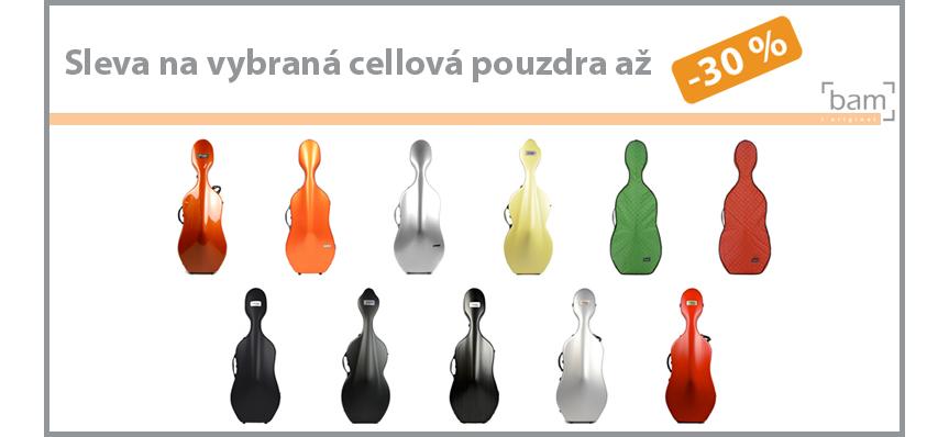 akce cellová pouzdra