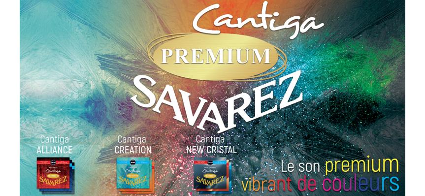 Savarez Cantiga Premium