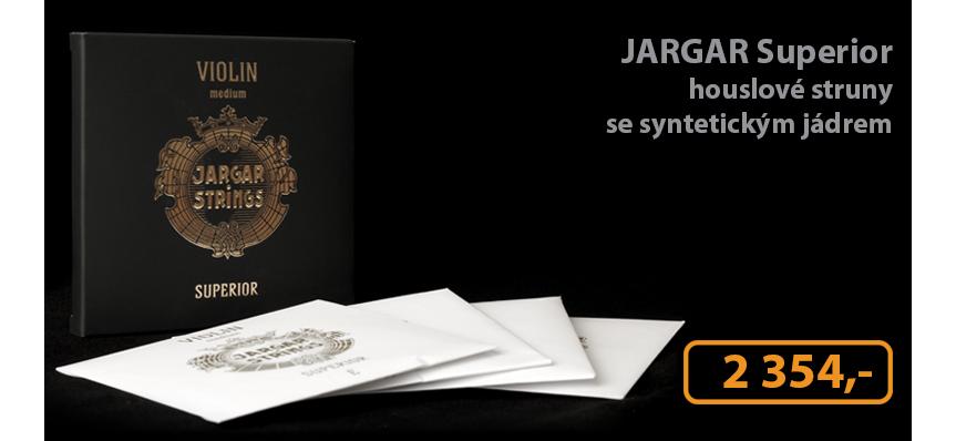 Jargar Superior housle