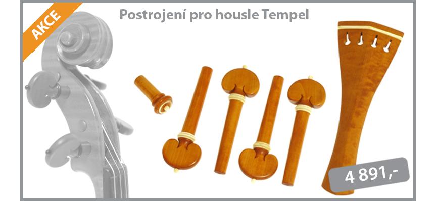 tempel akce