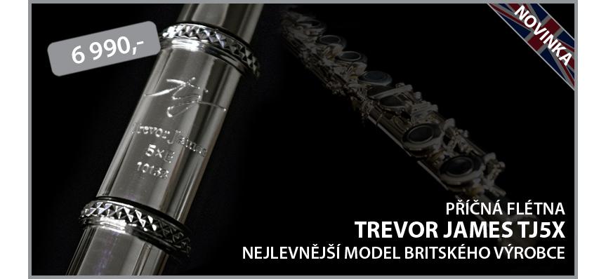 Trevor James TJ5X