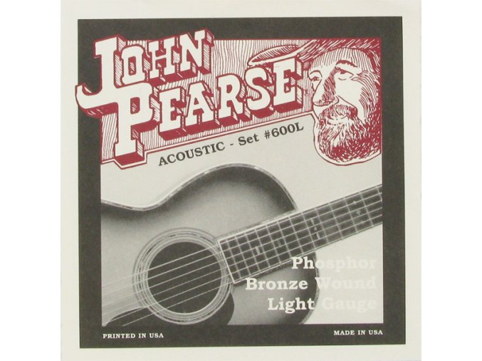 JohnPearse ACOUSTIC 600L