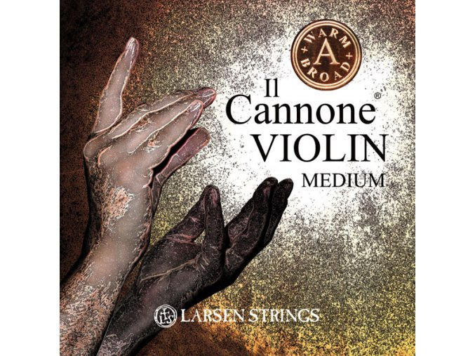 Larsen ILCANNONE(A) warm & broad