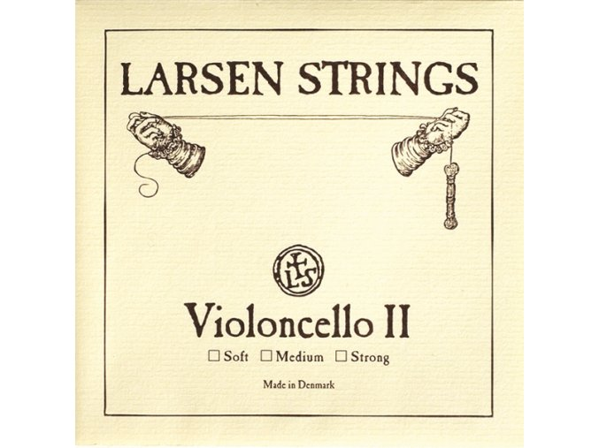 Larsen ORIGINAL VIOLONCELLO(D)