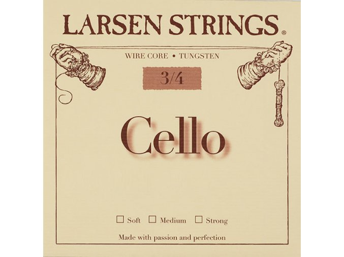 Larsen ORIGINAL set (3/4)