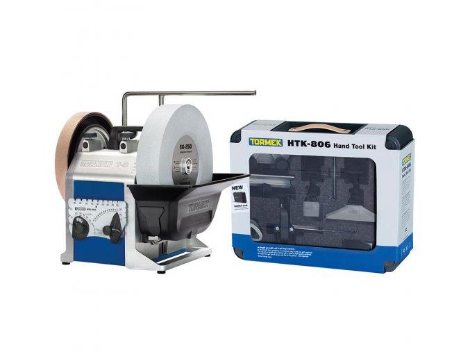 Tormek T-8 incl. Hand Tool Kit HTK-806
