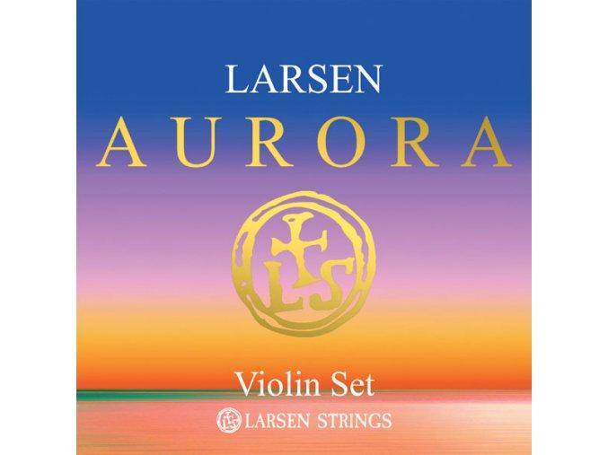 Larsen AURORA violin set