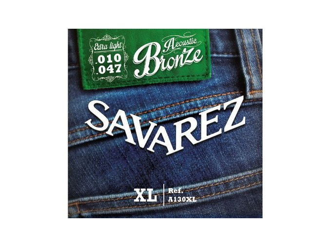 Savarez ACOUSTIC A130XL (Bronze)