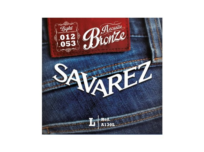 Savarez ACOUSTIC A130L (Bronze)